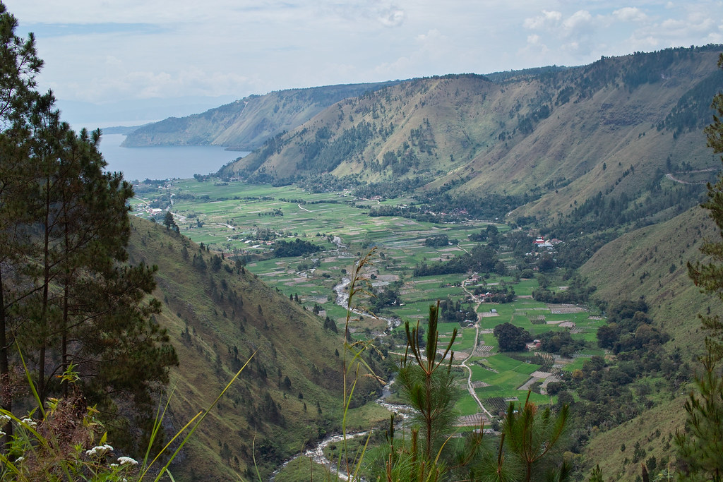 Bakara, Lake Toba, Tapanuli Utara, North Sumatra, Indonesia