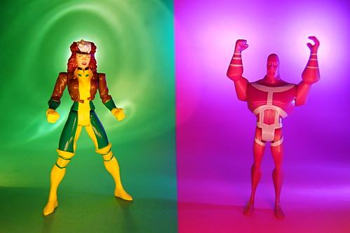 Rogue vs. Parasite (212/365)