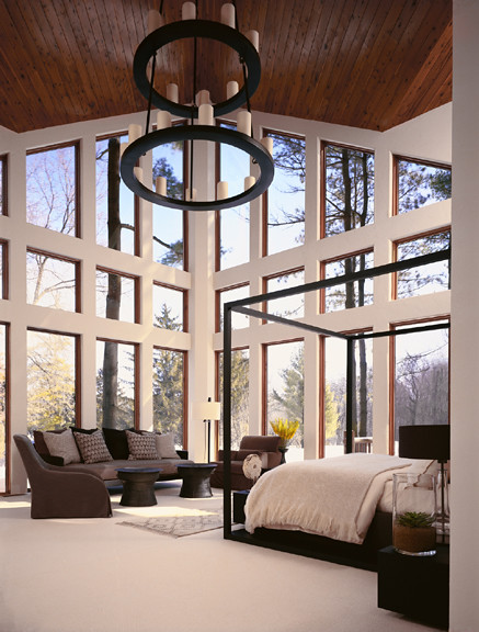 Country Home - Master Bedroom A