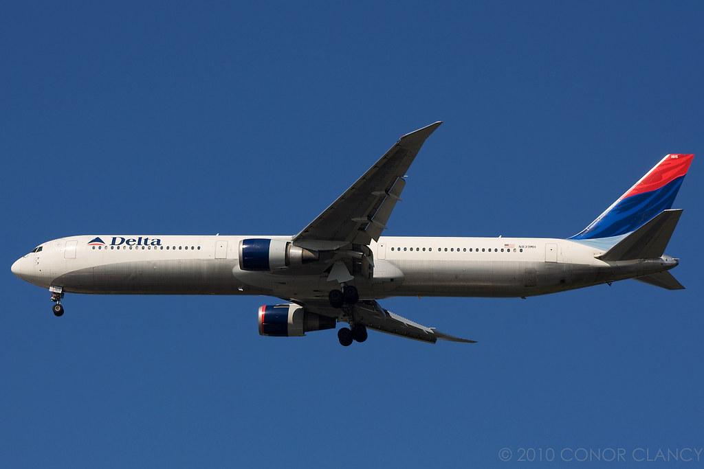 N839MH - B764 - Delta Air Lines