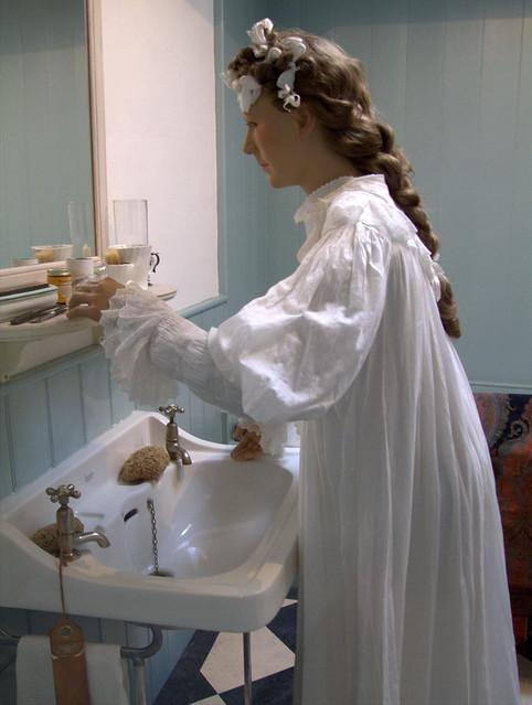 Bathroom, 1905