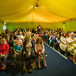 RBS Corner Theatre audience |