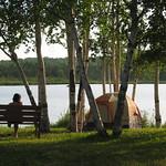 Photo Lac Frontière – Parc des Appalaches