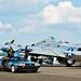 B-17 and DeLorean
