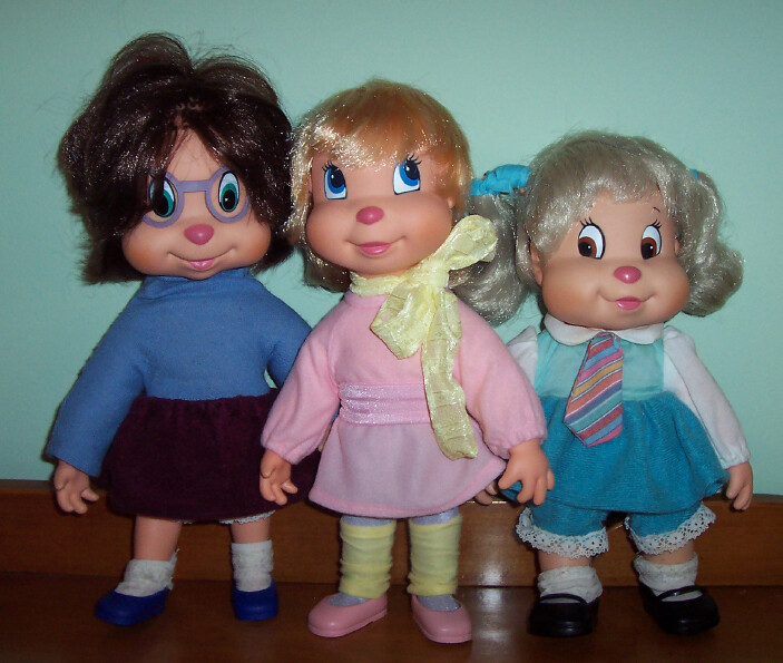Chipettes Ideal
