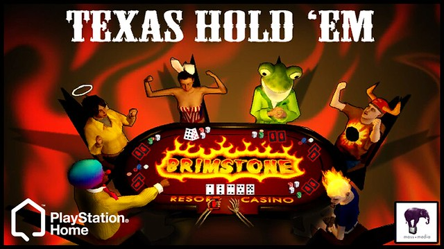 texas holdem for ps3