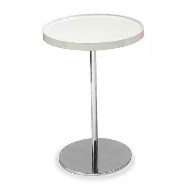 Calligaris small tall tray end table flickr photo sharing for Small tall end table