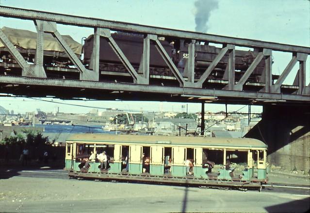 1958 O Class & 50 Class loco
