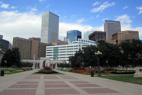 Denver - Civic Center: Civic Center Park