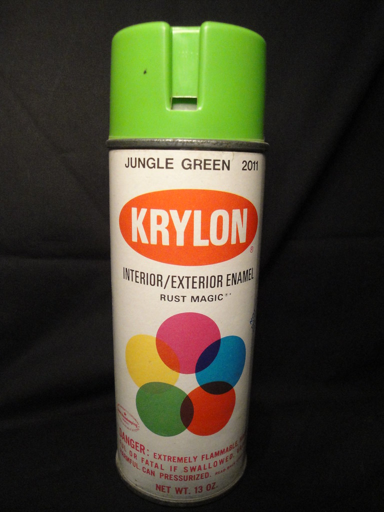 Krylon Spray Paint Colors