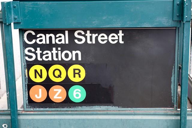 canal street subway