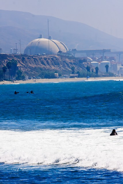 the San Onofre Nuclear Generating Station