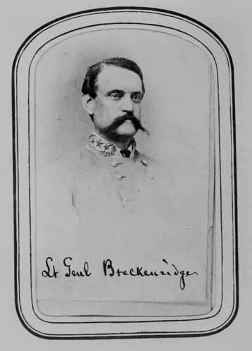 Lt. General John C. Breckinridge