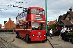London Trolleybus 260 by John A King