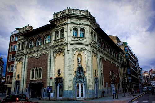 Escuela de Música Andrés Isasi, Sede de las Citas GetxoBlog