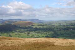 Arthur's Pike summit panorama 6