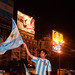 Small photo of Arriba la Bandera