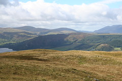 Arthur's Pike summit panorama 4