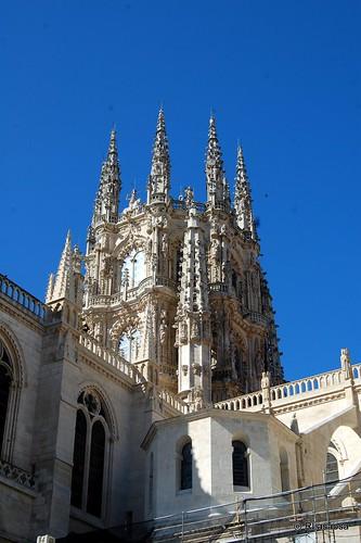 Catedral de Burgos by Rufino Lasaosa