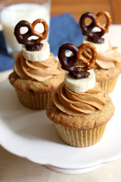 Chunky Hubby Cupcakes
