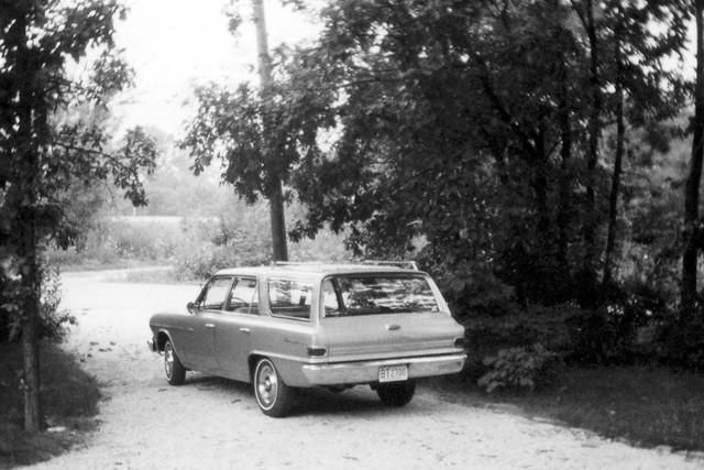 1964 rambler american station wagon flickr photo sharing. Black Bedroom Furniture Sets. Home Design Ideas