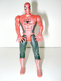 Spiderman bootleg