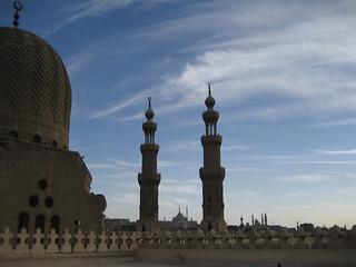 Skyline de El Cairo