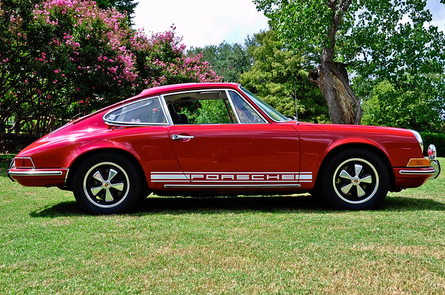 69 Porsche 912 Sunroof Flickr Photo Sharing
