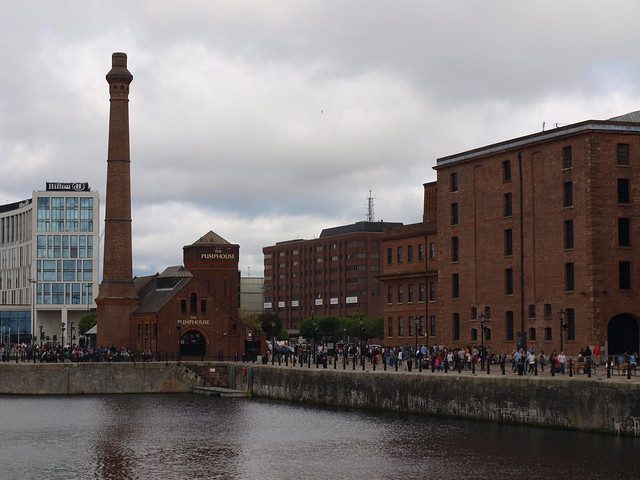 Liverpool, England by CC user Nigel's Europe & beyond on Flickr