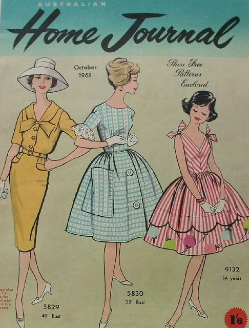 Australian Home Journal-October 1961