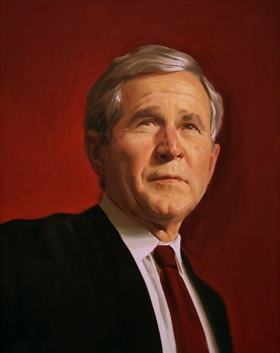George W. Bush, Time cover December 27, 2004,