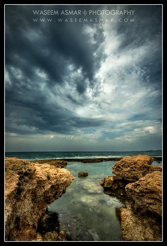 seascape storm nikon dramatic syria sigma1020mm rockyshore latakia d90 photomatrix waseemasmar