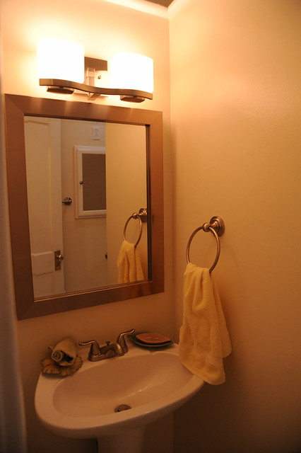 Small Towel Ring For Small Space