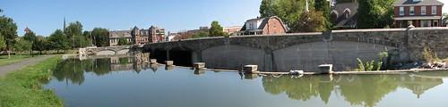 Carroll Creek Project in Baker Park