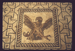 Mosaics in the House of Dionysus (IV)