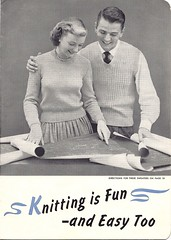 Knitting is Fun - and Easy Too!