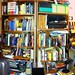 My Bookshelves by Pete Hindle