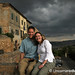 Ten Years Later - Pienza, Italy