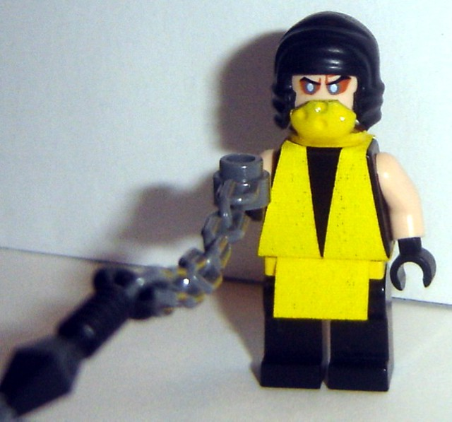 Lego Mortal Kombat | Flickr - Photo Sharing!  Lego Mortal Kom...
