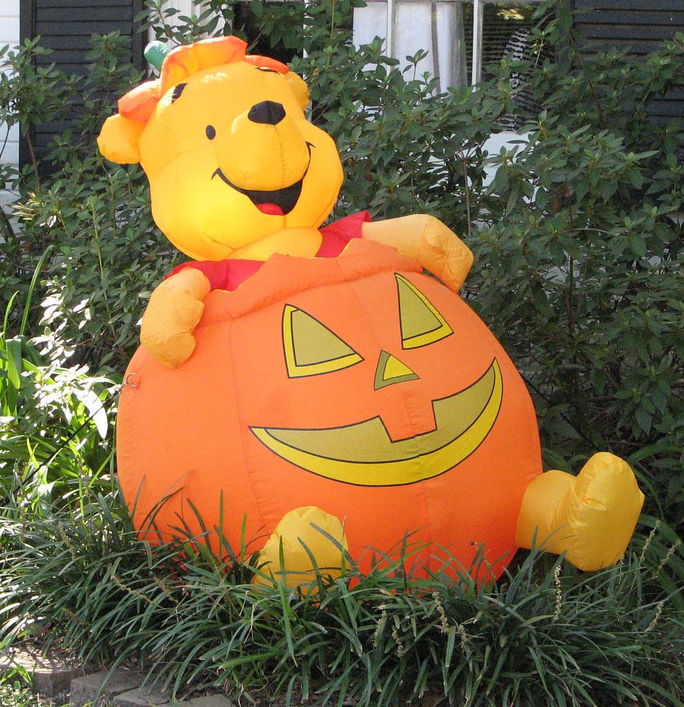 Pooh Pumpkin
