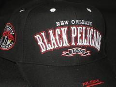 New Orleans Black Pelicans Legends Cap ($25)