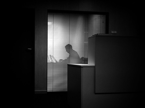 """Night in the Office"" 483_kokovoko"