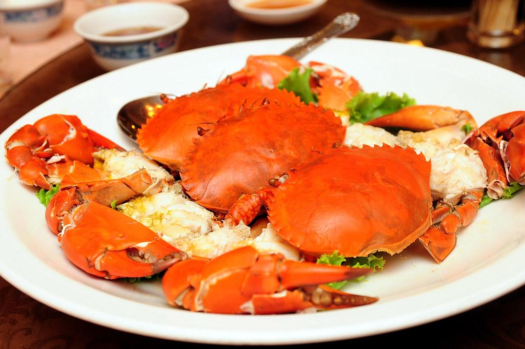 寧福樓-清蒸大肥蟹