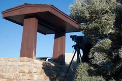 4x5 View Camera at the Grand Canyon