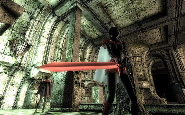 Claire Armor 07