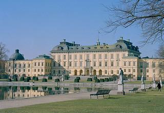 Drottningholm Palace Drottningholm yakın görüntü. swedish palaces drottningholm