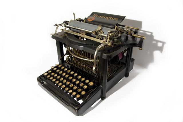 Remington Standard Typewriter No. 7