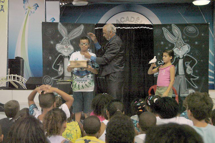 Lançamento Oficial da Escola Mirim Borboleta Encantada - Foto Déo Pessoa