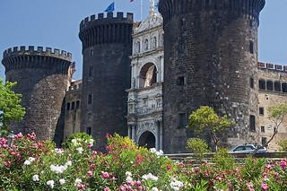 Castel Nuevo de Nápoles