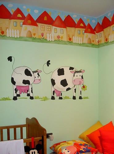 Sabri decoradora habitaci n para el beb for Iluminacion habitacion bebe